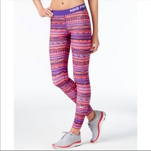 Nike Pro soft legging.  GUC